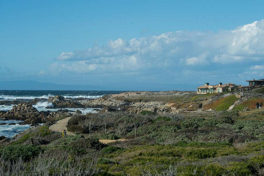 Sunset Drive near Asilomar State Beach in Pacific Grove, Calif. Photo: Nic Coury, Special To The Chronicle