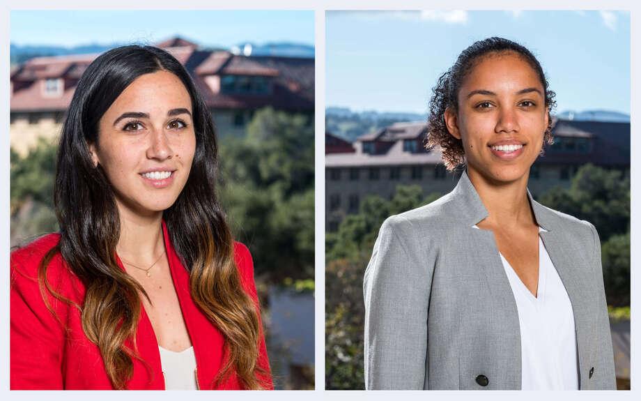 Rice University alumna Sonia Garcia and senior Brandi Ransom are selected to pioneer the Stanford University's Knight-Hennessy Scholars program.