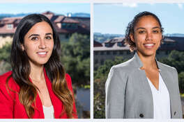 Rice University alumna Sonia Garcia and senior Brandi Ransom are selected to pioneer the Stanford University's Knight-Hennessy Scholars program.