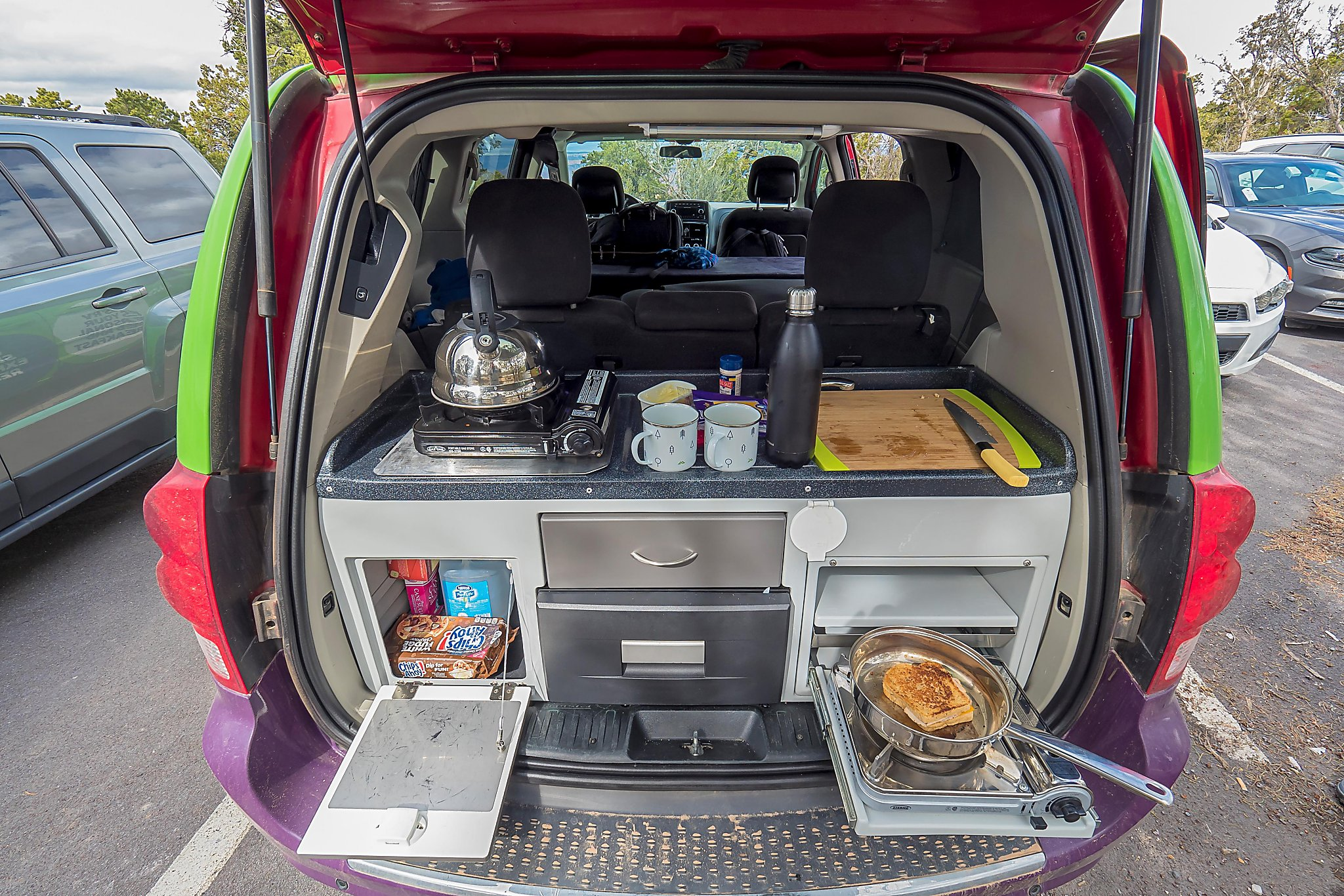 Are Jucy camper vans worth the effort? - SFGate