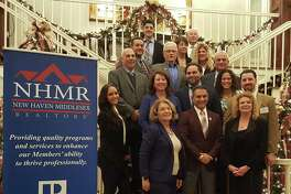 David Melillo of Wallingford, has been appointed to the Board of Directors for The New Haven Middlesex Association of REALTORS® (NHMR) for a one year term. He is pictured with members, above.