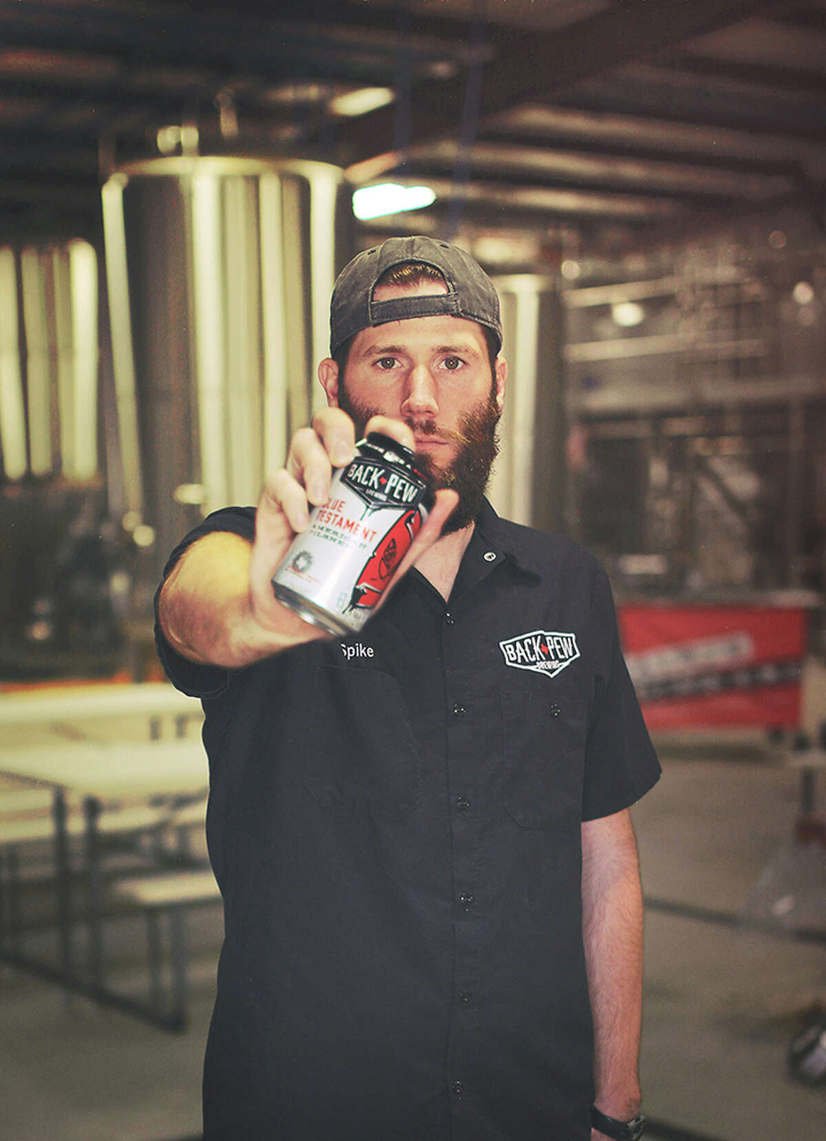 Bobby Harl, owner of Back Pew Brewing Company is a finalist for Young Entrepreneur of the Year for the inauguralLake Houston Young Entrepreneurs and Professionals (YEP) Awards on March 8 at The Overlook in Atascocita.