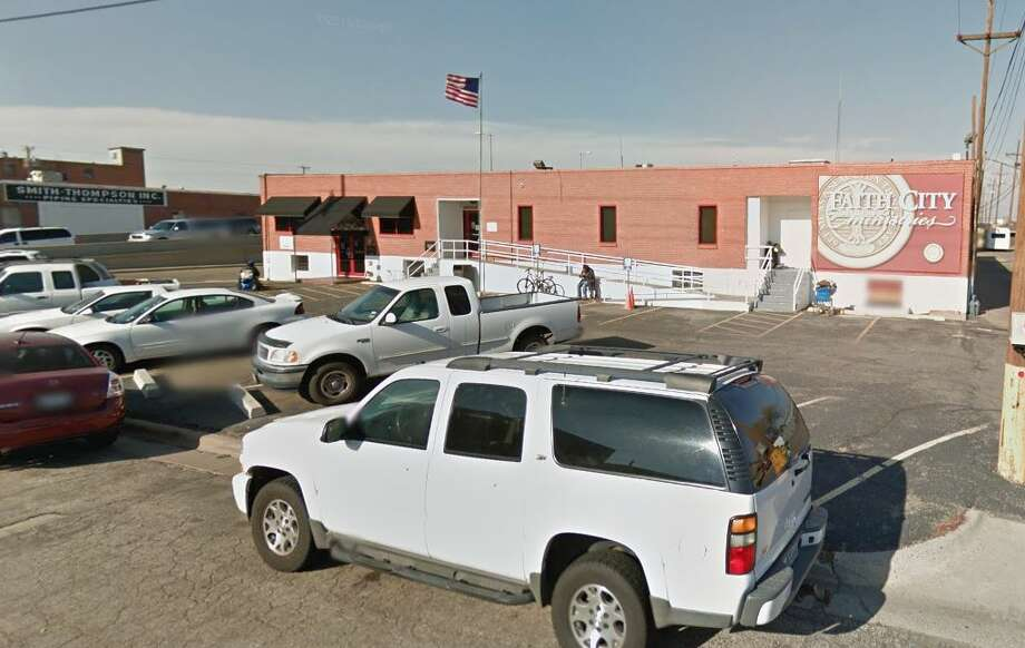 Police in Amarillo shot an innocent man who helped foil a possible church shooting. Photo: Google Maps