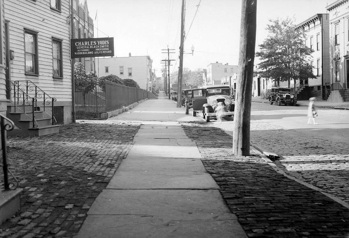 386 Sheridan Ave., Charles Yodis Blacksmith, on Sept. 18,1934, in Albany, N.Y. (City of Albany)
