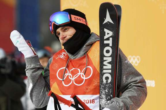 Gus Kenworthy, an American skier, made headlines in these Games and four years ago in Sochi for adopting stray dogs, suffering a gruesome injury and, most of all, kissing his boyfriend after one of his ski runs. The image of the two went viral.