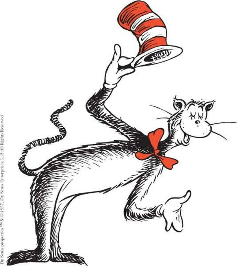 "The New Haven Symphony Orchestra will present ""The Cat in the Hat"" at three events for children in New Haven and Shelton March 3-4. Photo: Dr. Seuss Enterprises / Contributed Photo"