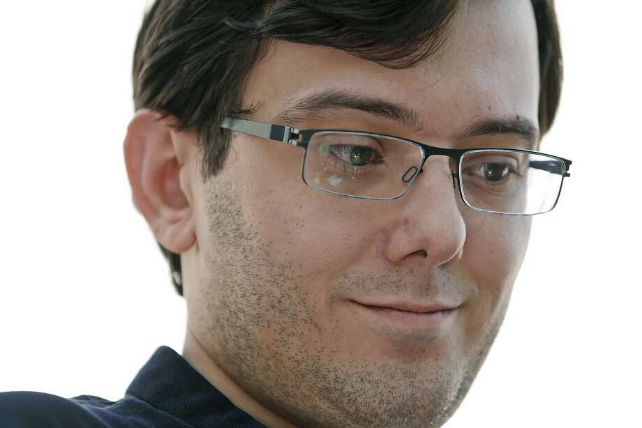 Former pharmaceutical CEO Martin Shkreli might end up owing $7 million. Photo: Seth Wenig, Associated Press