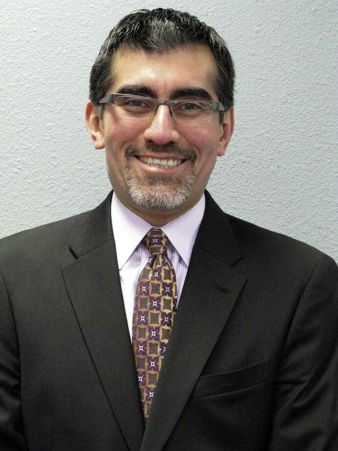 "Ruben Michael ""Mike"" Flores, has been chosen as chancellor of Alamo Colleges. He will be confirmed in early March. Photo: Courtesy: Palo Alto College /Courtesy Palo Alto College"