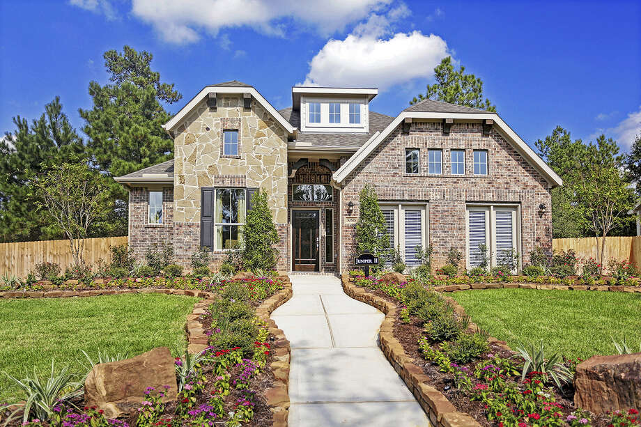 K. Hovnanian Homes will offer homes on 55-foot lots in The Woodlands Hills. Photo: The Howard Hughes Corp. / TK Images exclusively owns & retains all rights, including copyright, to all photographs and images, in any form, including digi