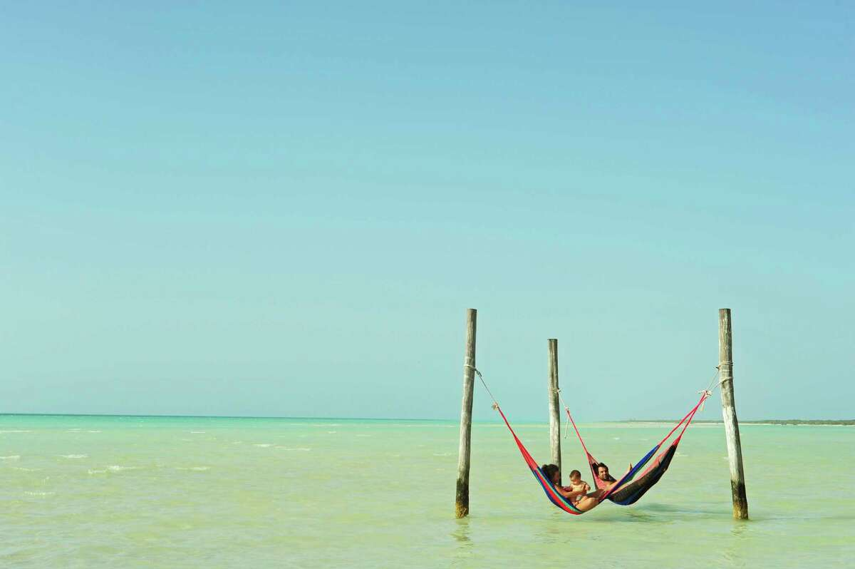 Isla Holbox is a sleepy island off Mexico's Yucatán Peninsula, just two hours from party-crazed Cancún.