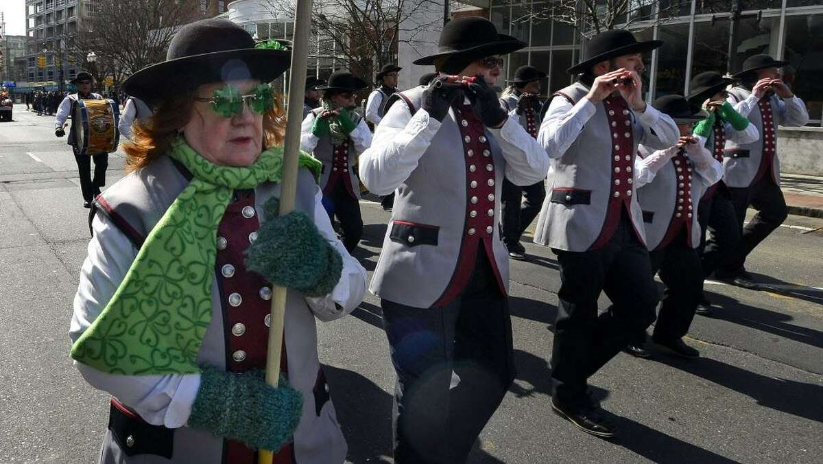 More than 80 marching units will fill downtown Stamford during the annual St. Patrick's Day parade on Saturday. Find out more.