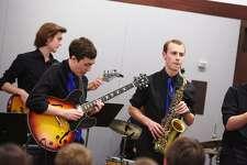 Litchfield High School students participated in the Berklee High School Jazz Festival in Boston, Mass. on Feb. 10.