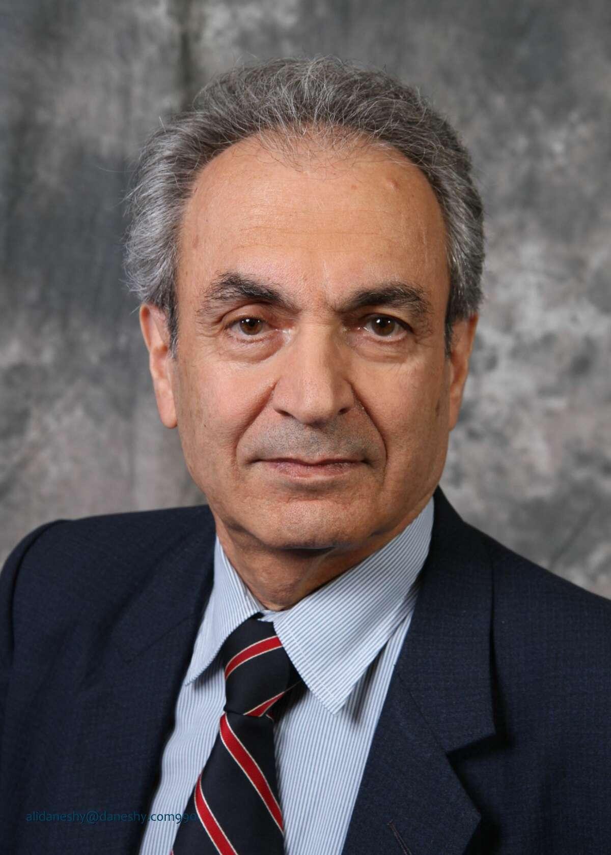Ali Daneshy, president of Daneshy Consulting.