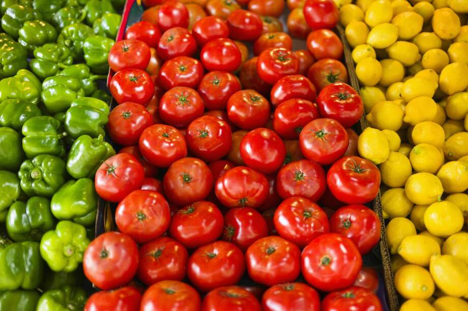Fruits and vegetables are shown in this file image. Photo: Tetra Images/Getty Images/Tetra Images RF