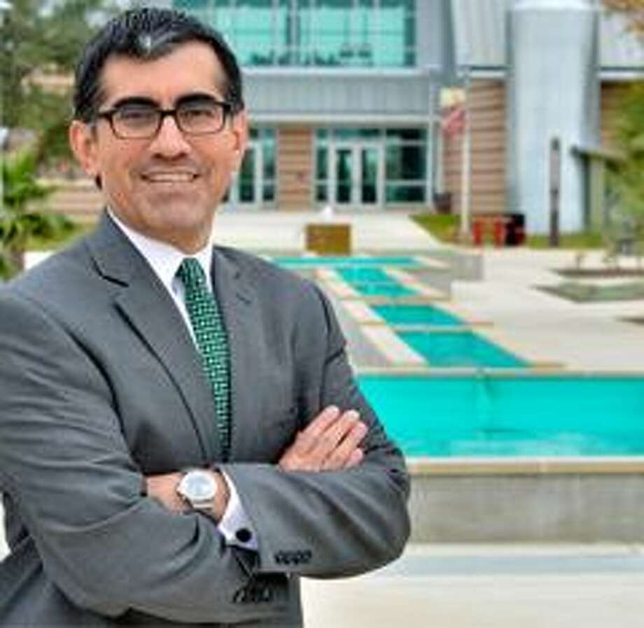 Mike Flores is president of Palo Alto College and the finalist for chancellor of the Alamo Colleges. Photo: /Courtesy