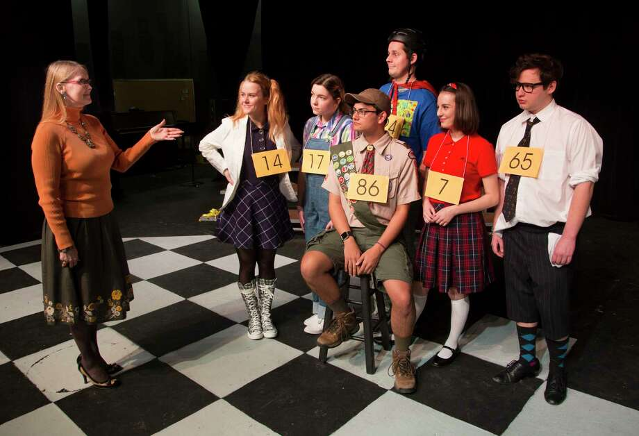 "The Players Theatre Company presents ""The 25th Annual Putnam County Spelling Bee"" March 9-31 at the Owen Theatre."