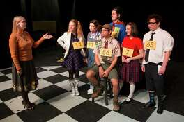 """The Players Theatre Company presents """"The 25th Annual Putnam County Spelling Bee"""" March 9-31 at the Owen Theatre."""