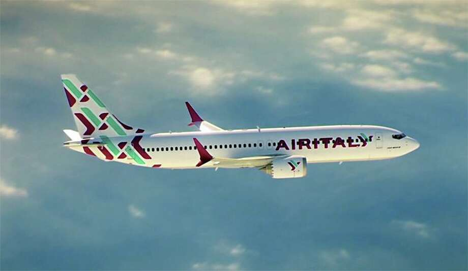 Meridiana's new Air Italy livery. (Image: Meridiana/Air Italy) Photo: Meridiana/Air Italy