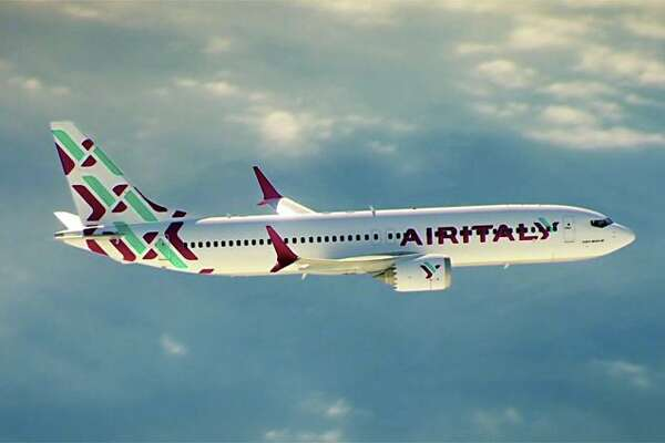 Meridiana's new Air Italy livery. (Image: Meridiana/Air Italy)
