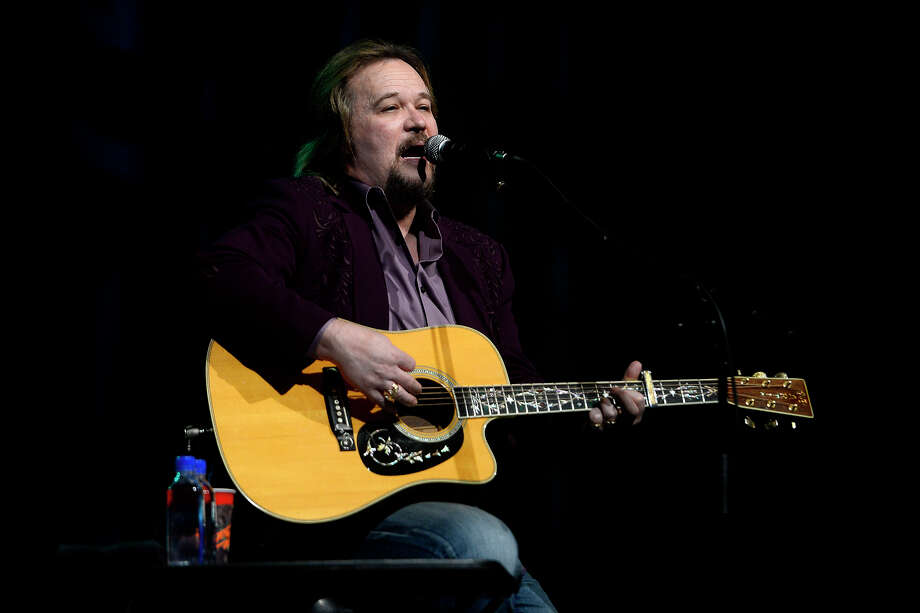 Country superstar Travis Tritt is teaming up with country legends The Charlie Daniels Band on June 23 at the Cool Insuring Arena in Glens Falls. Photo: Ryan Pelham / ©2017 The Beaumont Enterprise/Ryan Pelham