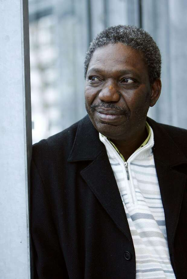 """Idrissa Ouedraogo, a director from Burkino Faso, was celebrated as """"a most valuable filmmaker."""" Photo: BERTRAND GUAY, AFP/Getty Images"""
