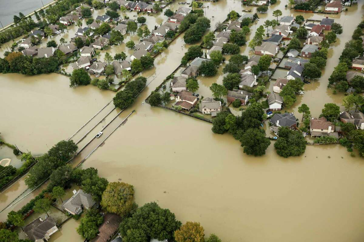 Flooding from the Addicks and Barker reservoirs after Hurricane Harvey inundated the region with up to 50 inches of rain flooded as many as 10,000 homes.