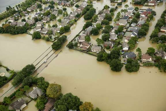 Flooding from the Addicks and Barker reservoirs after Hurricane Harvey inundated the region with up to 50 inches of rain flooded as many as 10,000 homes. Homeowners are suing the federal government, saying they were unaware of the flooding risks.