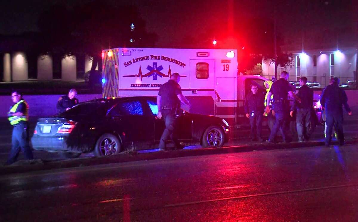 San Antonio police continue to investigate the shooting death of local rapper Christopher Polk, 25, following a performance Saturday morning, Feb. 24, 2018, at a popular hip hop club.