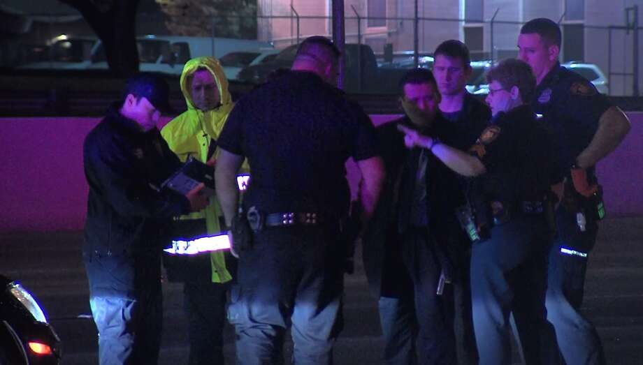 San Antonio police continue to investigate the shooting death of local rapper Christopher Polk, 25, following a performance Saturday morning, Feb. 24, 2018, at a popular hip hop club. Photo: 21 Pro Video