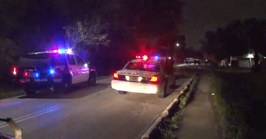 Man killed after lying down in the street in southeast Houston on February 23, 2018.