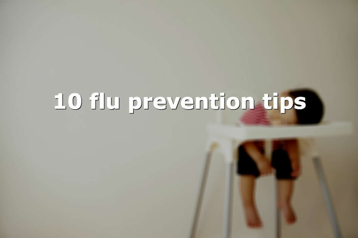 Click through for a look at how to prevent the flu.
