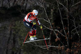 The AP reported Canadian Olympic skier Dave Duncan may have been detained.