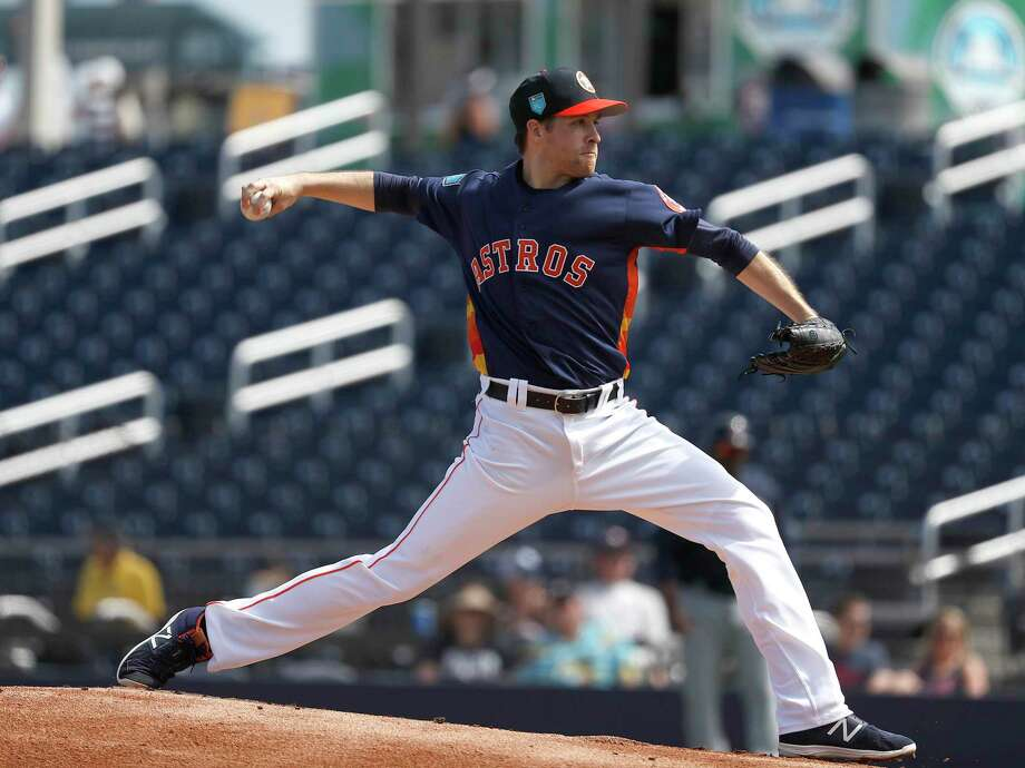 Feb. 24: Astros spring training - Houston Chronicle