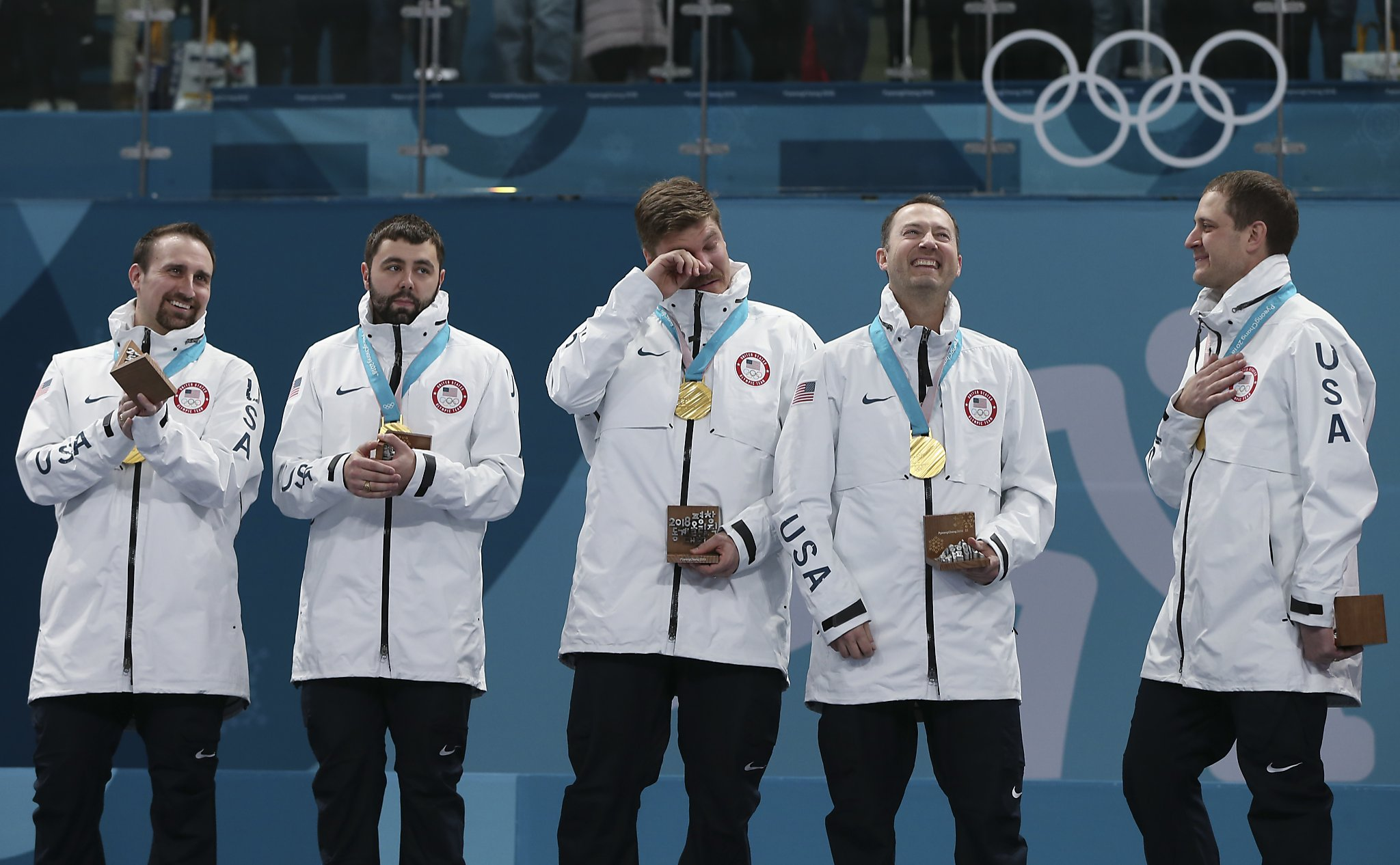 The \'Miracurl on Ice\' US curling team were given the wrong medals ...