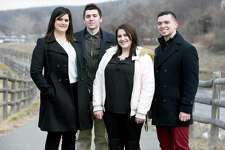 Anna Andrettta and David Papcin of Ansonia and Kassie DeFala and Michael Shea of Derby are the leading the formation of the Naugatuck Valley Young Republican Club which will conduct their organizational meeting Monday at 6:30 p.m. in Derby City Hall.