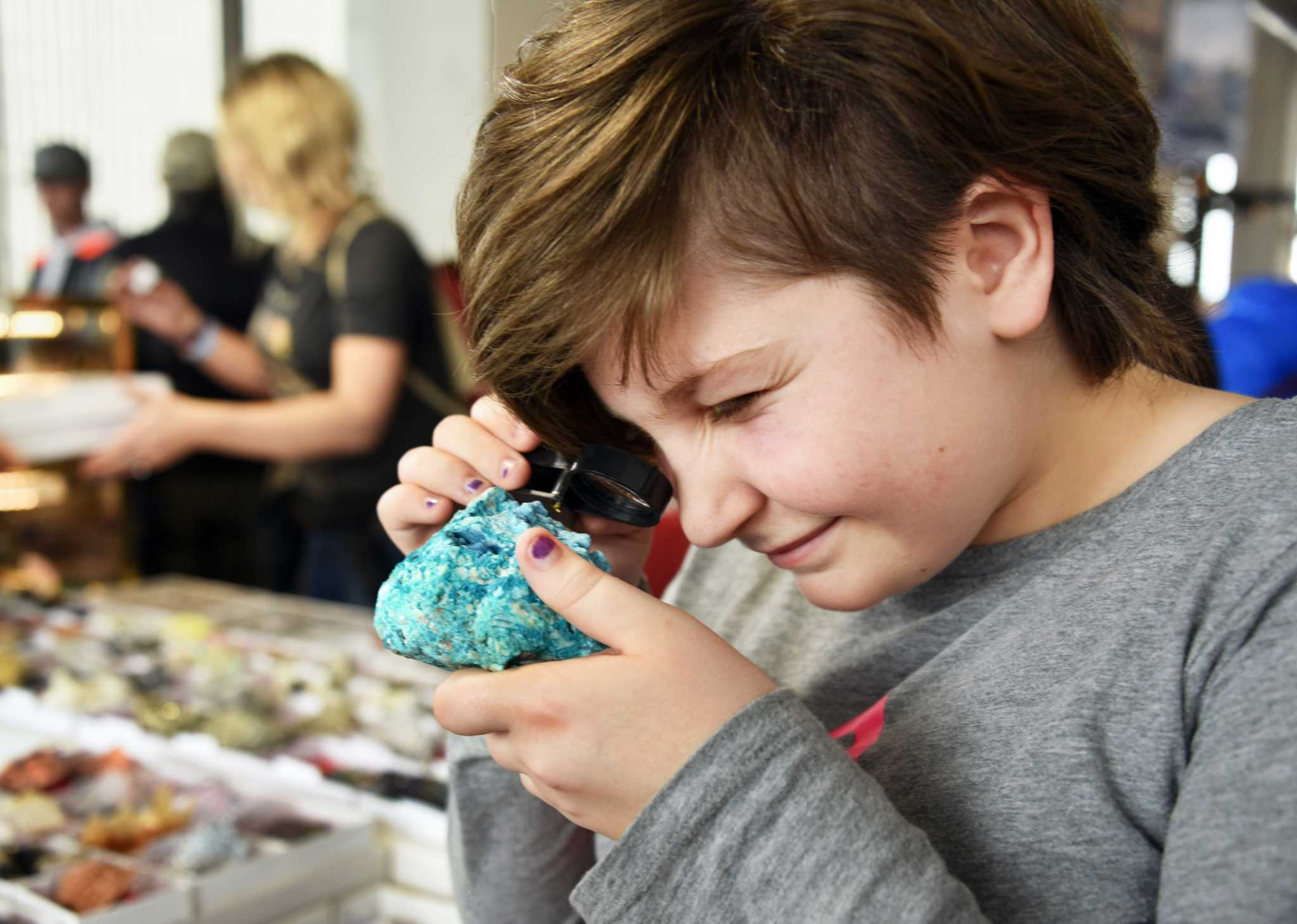 State Museum sale showcases all that glitters
