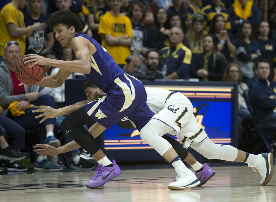 Matisse Thybulle (senior guard, Washington) Photo: D. Ross Cameron, Associated Press
