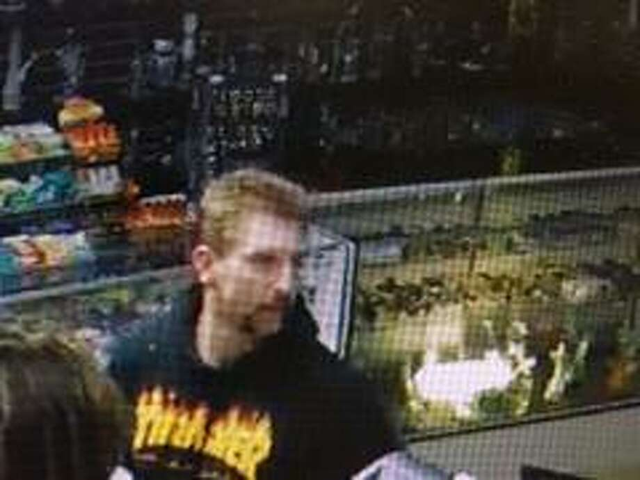 An image of the man suspected of stealing and cashing in lottery tickets in the North Bay. Photo: Petaluma Police Department / / Petaluma Police Department