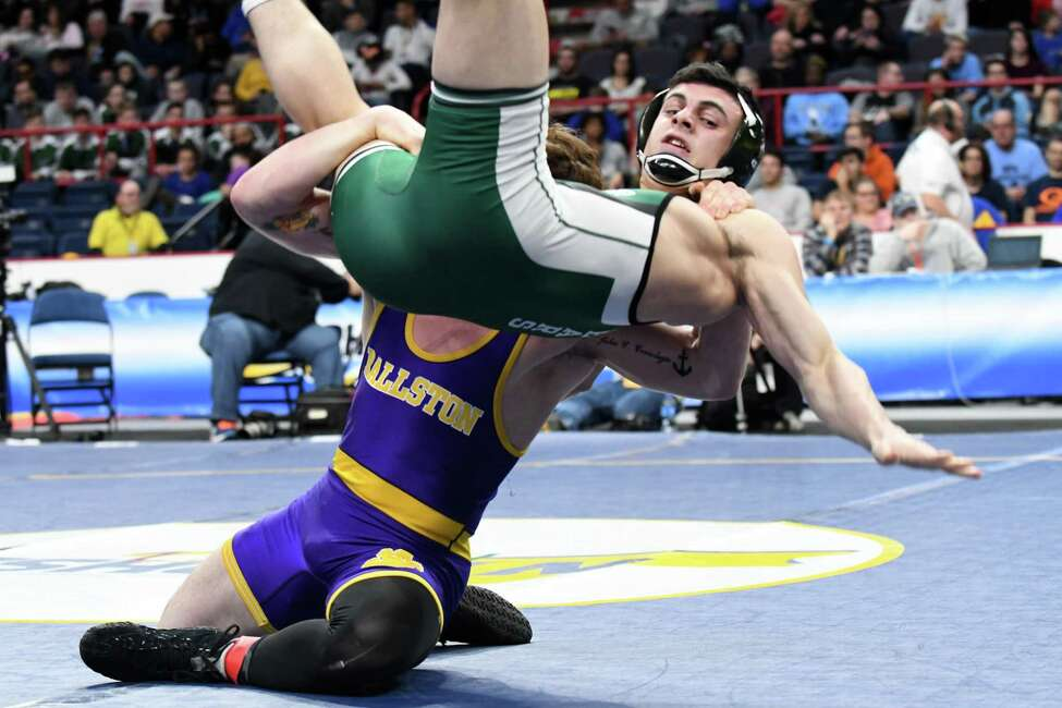 The NYSPHSAA Wrestling Championshipsreturn to the Times Union Center in Albany on Friday and Saturday. Website.