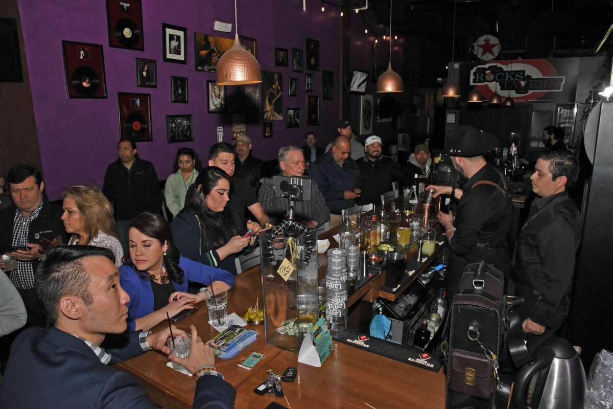 On The Rocks Tavern   1002 Iturbide St 956-791-0709 On the Rocks Tavern Facebook