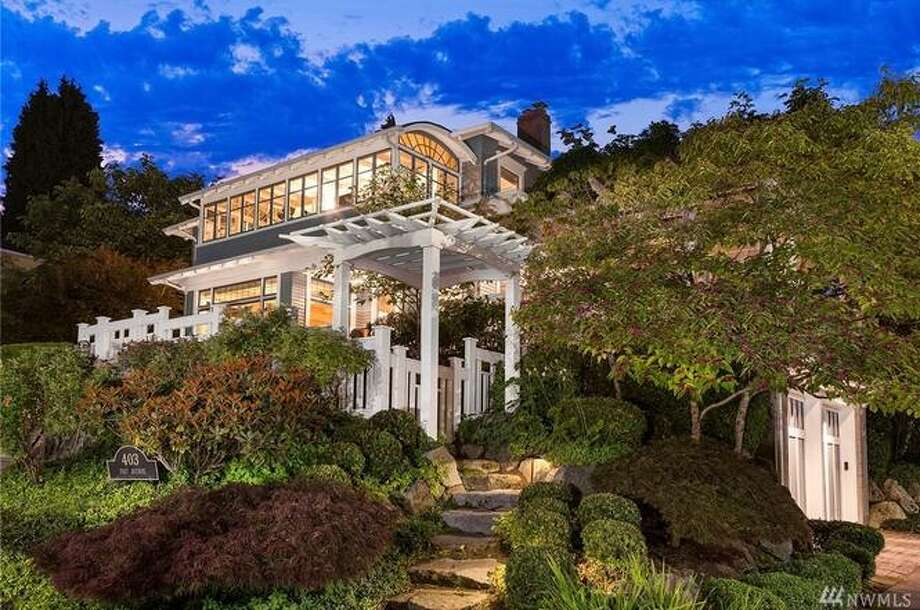 The historic and lovely Frink Mansion is back, asking $2,195,000. Photo: Andrew O'Neill/Clarity NW