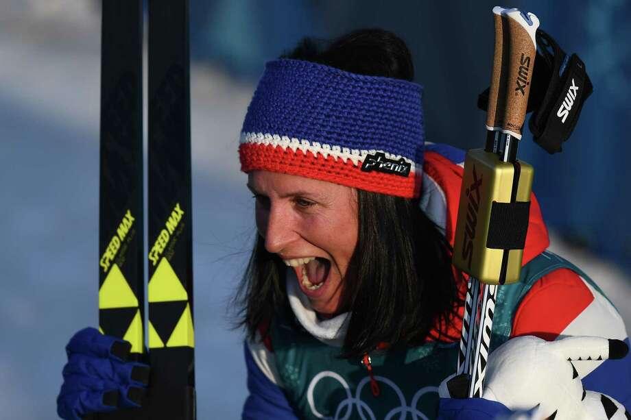 Marit Bjoergen Photo: FRANCK FIFE, Contributor / AFP or licensors