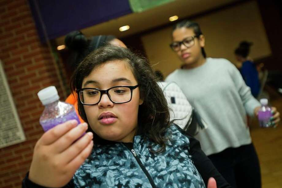 Her own personal galaxy
