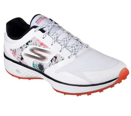 Skechers Go Golf shoes. Tropic style Photo: Skechers