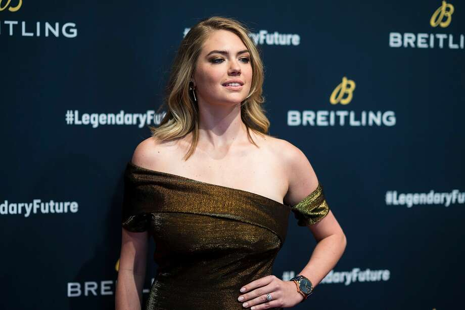 Kate Upton attends Breitling Celebrates, the North American stopover of its Global Roadshow, at Duggal Greenhouse on February 22, 2018 in the Brooklyn borough of New York City, New York. Photo: Michael Stewart/WireImage