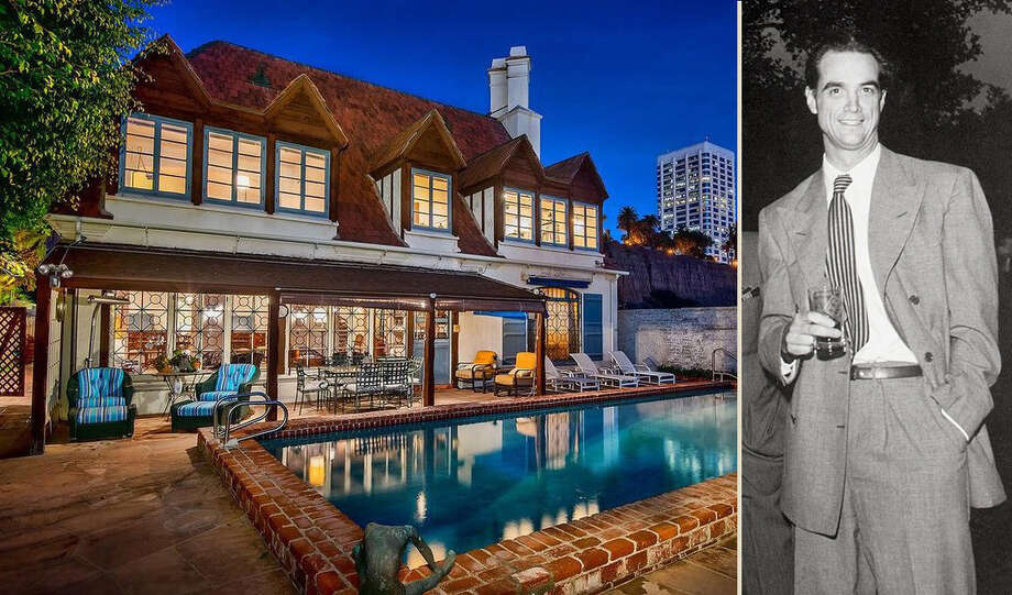 A Santa Monica Beach House Once Owned By Houston Movie And Aviation Mogul Howard Hughes Is