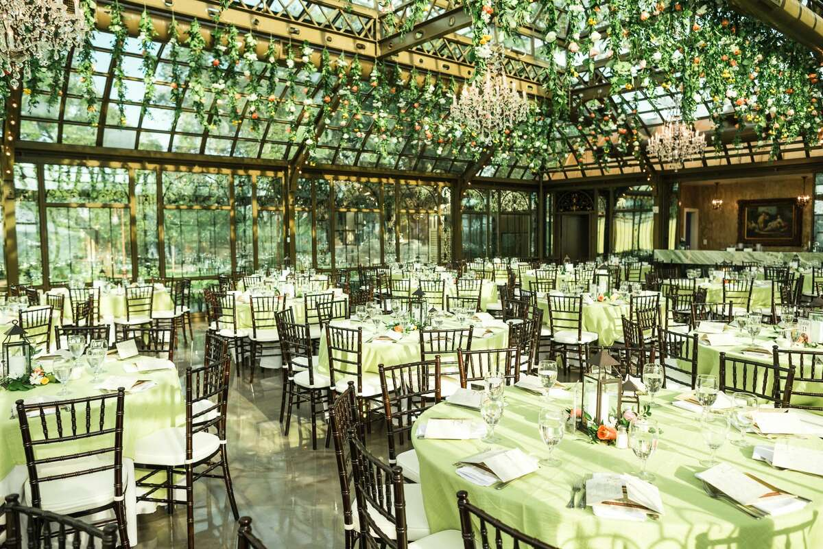 Wedding season is here. See some of the best venues around Houston