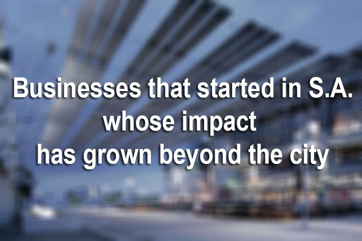 Click ahead to view companies that have made an impact far beyond San Antonio.