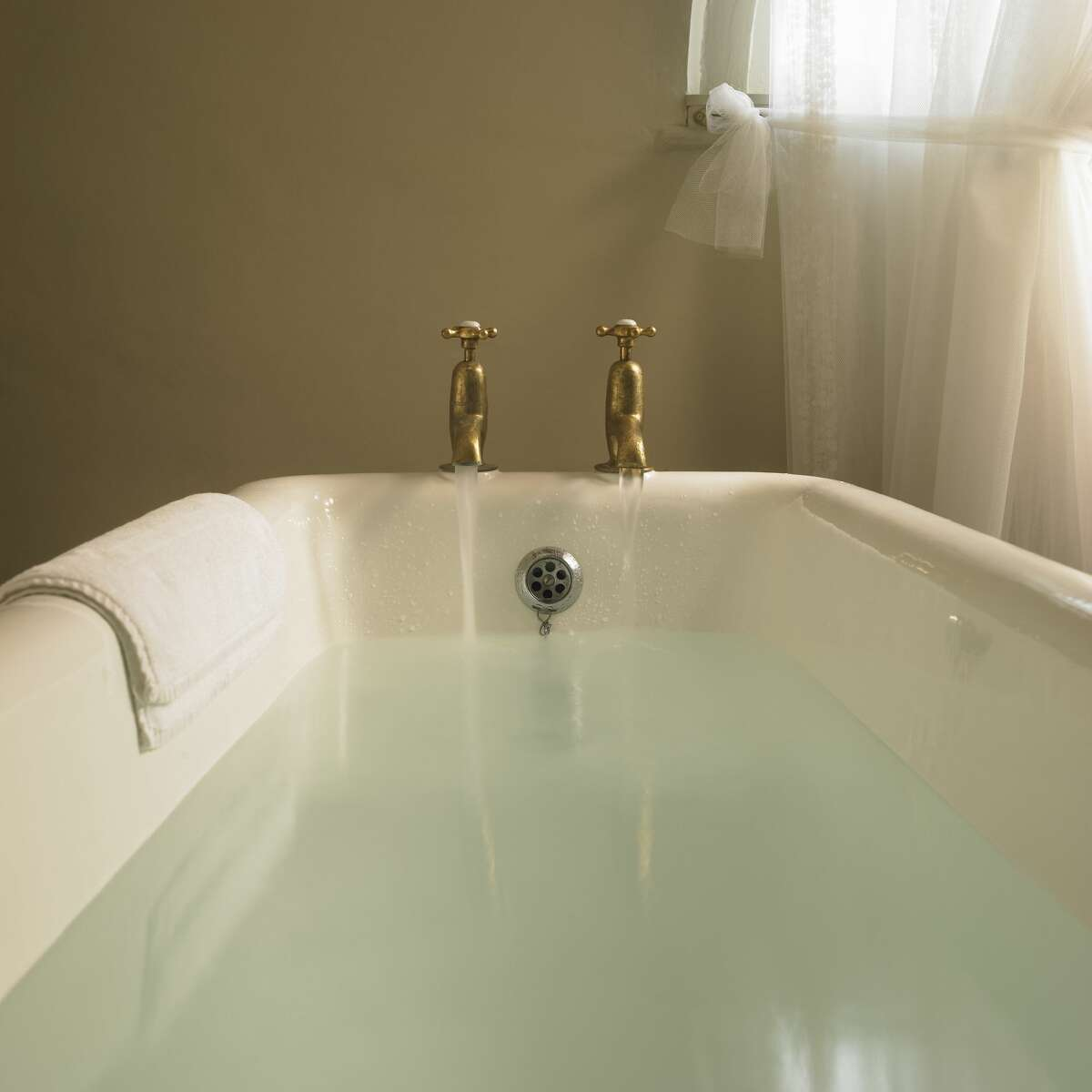 Almost daily an American nearly drowns in a bathtub, hot tub or spa.