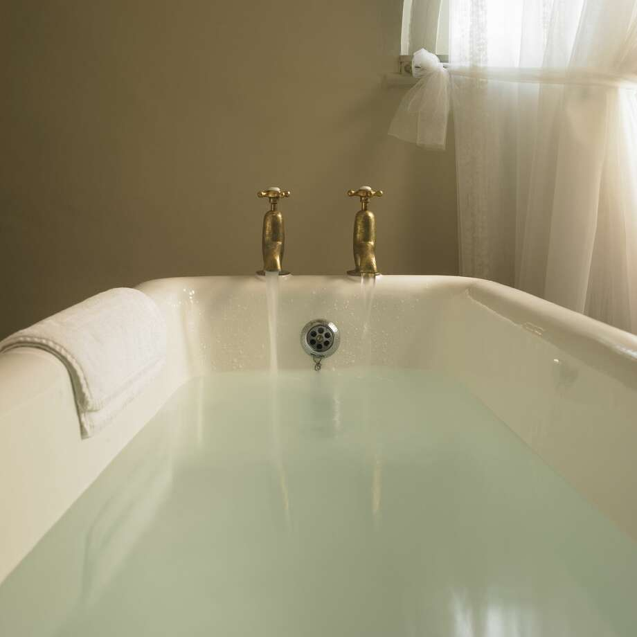 Wonderful Almost Daily An American Nearly Drowns In A Bathtub, Hot Tub Or Spa. Photo